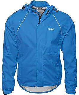 Pro-x Elements Kinder Regenjacke Freddy 9920 Methyl Blue Regenbekleidung