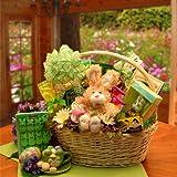 Easter Celebration - Elegant Family Easter Basket