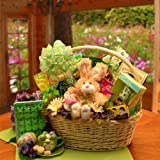 Easter Festival Deluxe Easter Basket - Great Gift Basket for the Family