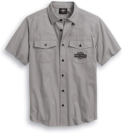 HARLEY-DAVIDSON Mens Freedom - Camiseta níquel 3XL: Amazon.es: Ropa y accesorios