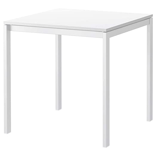 Ikea Melltorp Table White 75x75 Cm 29 1 2x29 1 2 Amazon In
