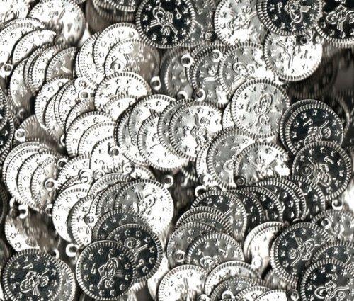 Münzen Silber Bauchtanz Bastelmünzen Basteln 20mm Ca100 Stk