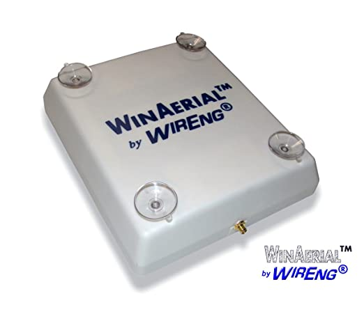 Amazon.com: WinAerial™ Antenna for Pepwave Surf On-The-Go No-Installation On-Window: Cell Phones & Accessories