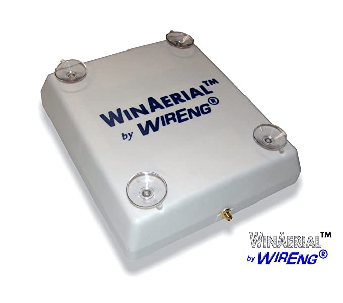 WinAerial™ Antenna for Vodafone E618 No-Installation On-Window