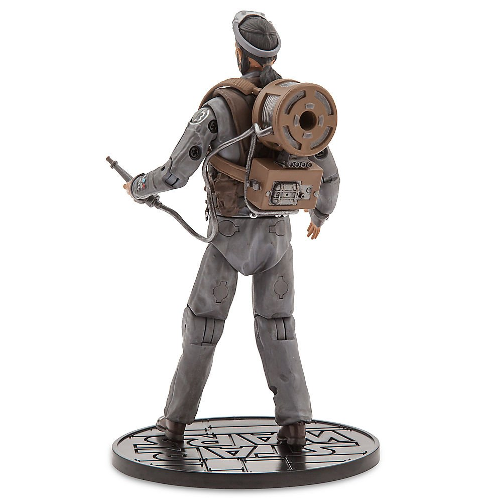 Star Wars Bodhi Rook Elite Series Die Cast Action Figure Rogue One A Star Wars Story 6 1//2 Inch