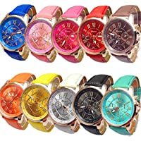 Women's Wholesale 10 Assorted Platinum watch (10PACK-A3)