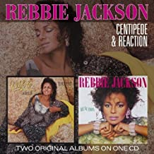 Centipede / Reaction by Rebbie Jackson (2010-06-22)