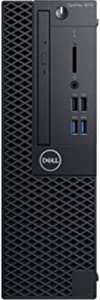 Dell OptiPlex 3070 Desktop Computer - Intel Core i3-9100 - 4GB RAM - 500GB HDD - Small Form Factor