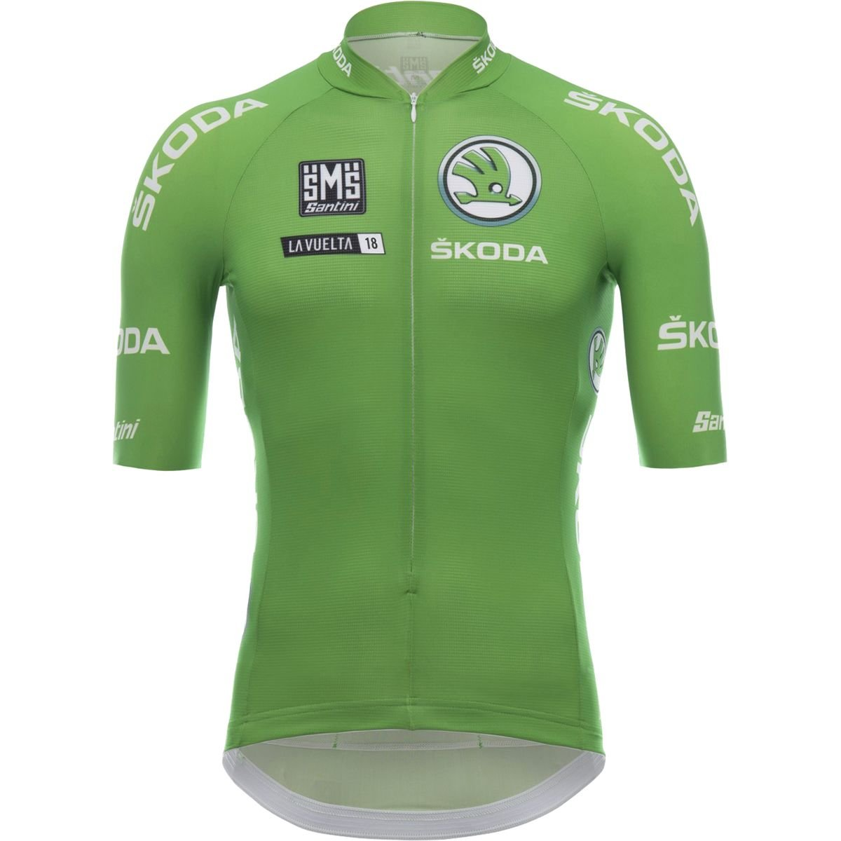 早割クーポン! Santini La La Vueltaスプリンター分類Jersey – Men 's Men Medium Medium グリーン B07FFB1XD1, カミサトマチ:a1cb8b02 --- martinemoeykens-com.access.secure-ssl-servers.info