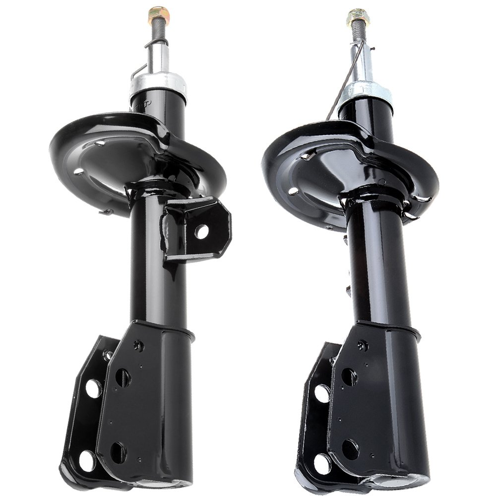 SCITOO Shocks, Front Gas Struts Shock Absorbers Fit for 2002 2003 2004 2005 2006 2007 Saturn Vue 339053 339054 72217 72218 Set of 2 991822-5206-1034511