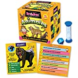 Brain Box Juego de Memoria Animales, (Green Board Games 316470A)
