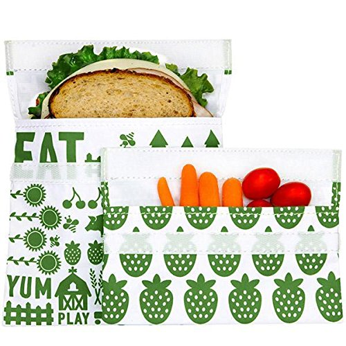 Green Bags For Food Storage - 5