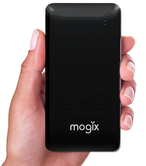 Amazon.com  Mogix External Battery Phone Charger 10400mAh Power Pack ... 5d9e5bedd6fb