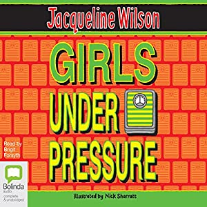 Girls Under Pressure Audiobook