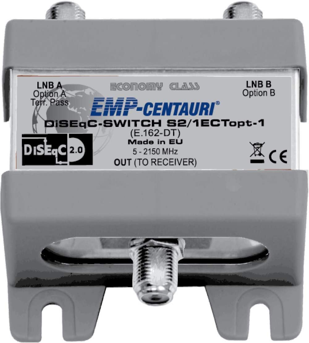 DiSEqC Switch S2//1ECT-1
