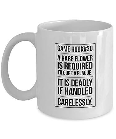 Amazon.com: Taza de café Gamer – Gancho de juego #30 Se ...