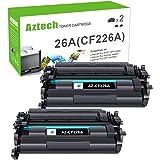 Aztech Compatible Toner Cartridge Replacement for HP 26A CF226A 26X CF226X Laserjet Pro M402dn M402n M402dw Laserjet Pro MFP