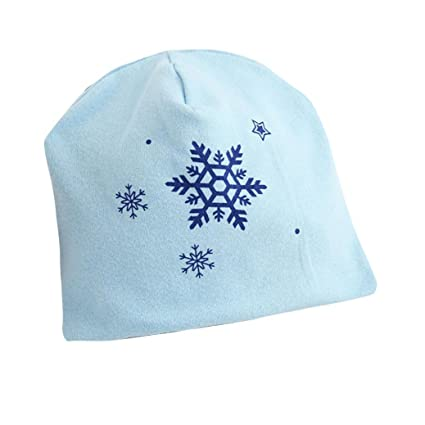Amazon.com  Smdoxi Baby Infant Snow Hat Toddler Christmas There Is ... fcfde8af7c0
