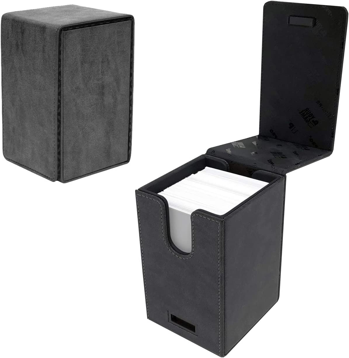 Jet Ultra Pro Suede Collection Alcove Flip Box