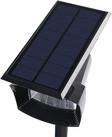 MXK-Lampe Farolas Solares Exterior Luz Solar Sensor Movimiento Exterior Led Luces De Jardin Luces Solares para Exterior Jardin,A: Amazon.es: Hogar