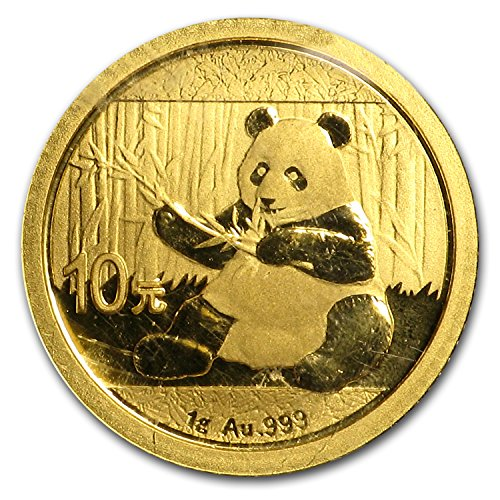 Chinese Gold Panda - 1
