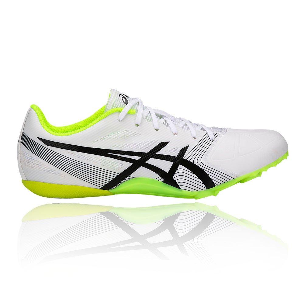 Asics Hypersprint 6, Zapatillas de Atletismo Unisex Adulto 40.5 EU Blanco