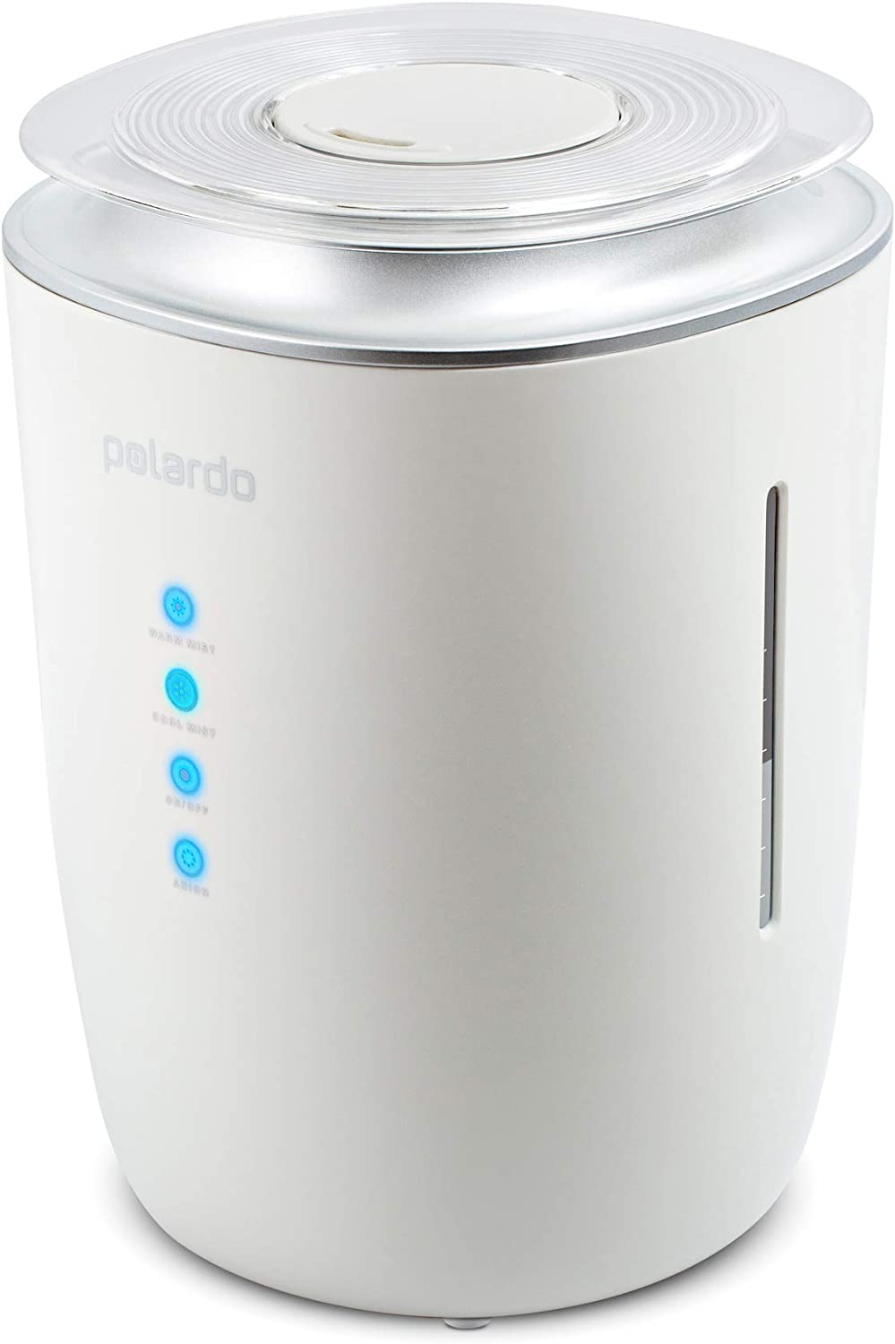 Ultrasonic Cool & Warm Mist Humidifier
