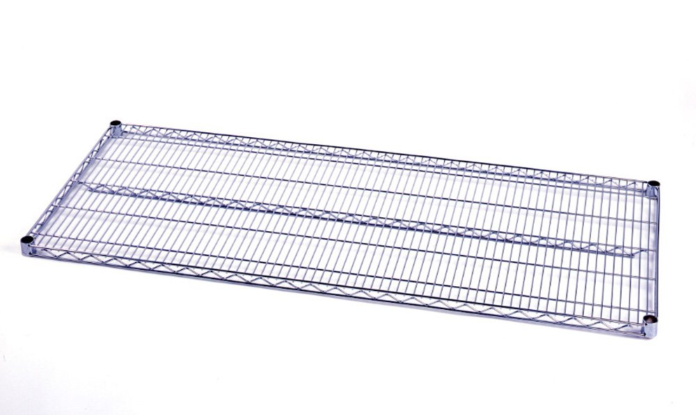 8 ea Metro Brite wire shelves 14''x48'' by METRO (Image #1)