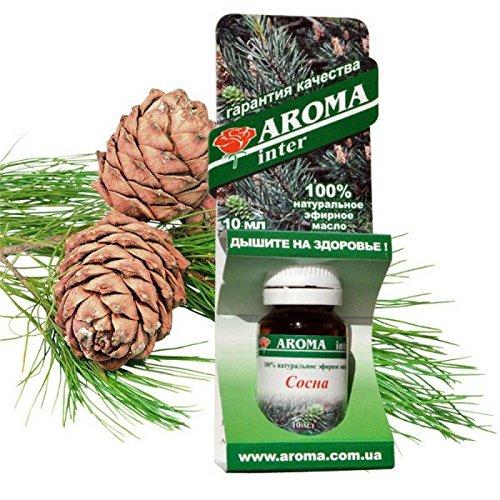 Aromatherapy essential oil Siberian pine Scotch fir 10 ml...