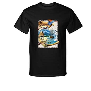 2061e7c7 Image Unavailable. Image not available for. Color: DCDS The Lower The  Latitude The Better Attitude Beach Life T-Shirt