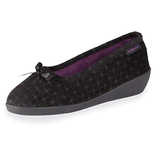 precios grandiosos estilo novedoso comprar más nuevo Isotoner - Zapatillas de Estar por Casa Mujer