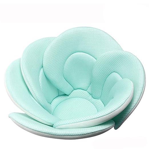 Amazon.com: Cojín de baño para bebé, suave y de secado ...