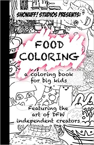 Food Coloring: Presented By Shonuff! Studios
