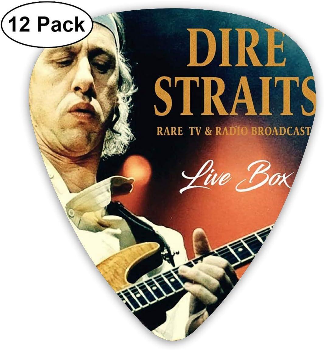 Patrones personalizados Púa de guitarra Dire Straits