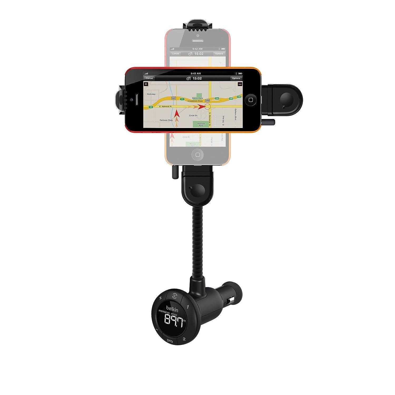 Belkin TuneBase FM - Soporte de móviles para coches ...