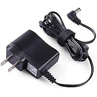 LotFancy Adaptador de alimentación CA/CC de 9 V para guitarra BOSS Zoom Multi Efectos Pedal Casio Teclado – Fuente de…