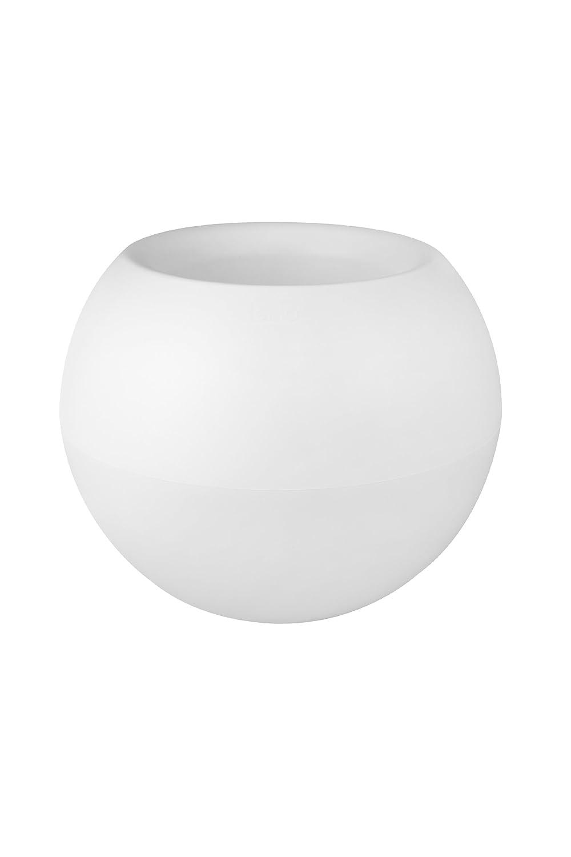 Elho Pflanzgefäß pure ball, 60 cm, weiß