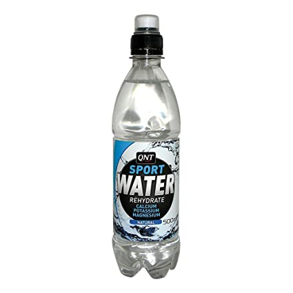 qnt Sport Water 24 x 500ml: Amazon.es: Salud y cuidado personal