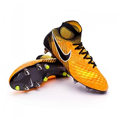huge selection of 2e79b d4955 ... australia nike magista obra ii sg pro womens 11 mens 9.5 laser orange  black white soccer