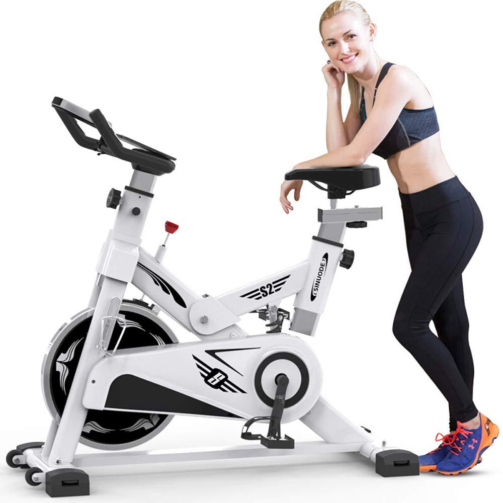 JU FU Heimtrainer Heim Ultra-leise Übung Fitness Gewicht-Verlust-Fahrrad-Indoor-Fahrrad