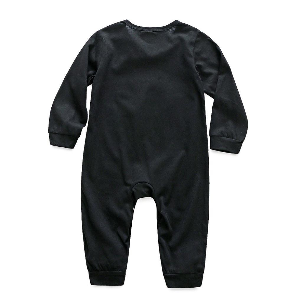 b67d1e797 Amazon.com  KONFA Toddler Baby Boys Girls X Print Rompers