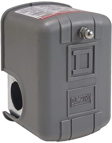 Square D by Schneider Electric 9013FSG2J21 Air-Pump Pressure Switch, NEMA 1, 30
