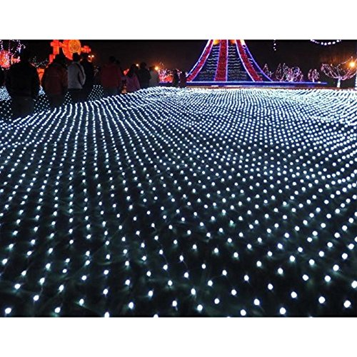 Fairy Light Net Outdoor in US - 6