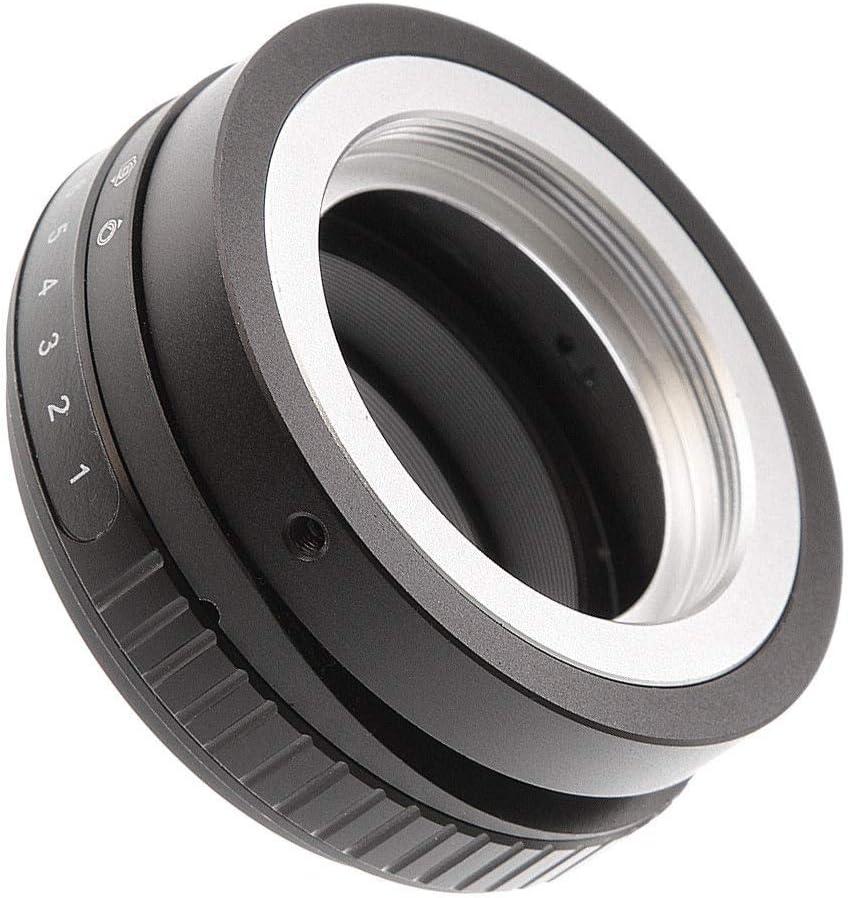 FocusFoto Tilt Shift Adapter Ring for M42 Screw Mount Lens to Fujifilm Fuji FX Mount X-Series Mirrorless Camera Body X-A2,X-A3,X-A5,X-M1,X-E1,X-E2S,X-T1,X-T2,X-E3,X-A10,X-A20,X-T10,X-T20,X-PRO1,X-PRO2