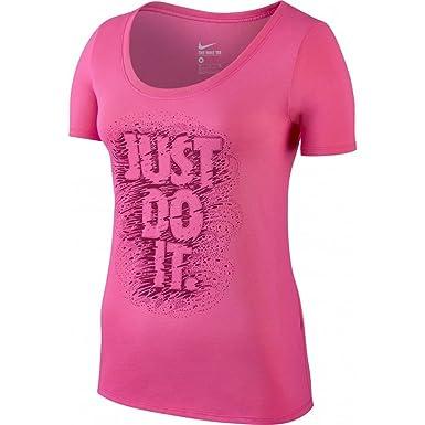nike t-shirt damen rosa