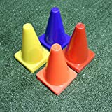 fitnesshealth FH Set of 4 Football Marker Cones