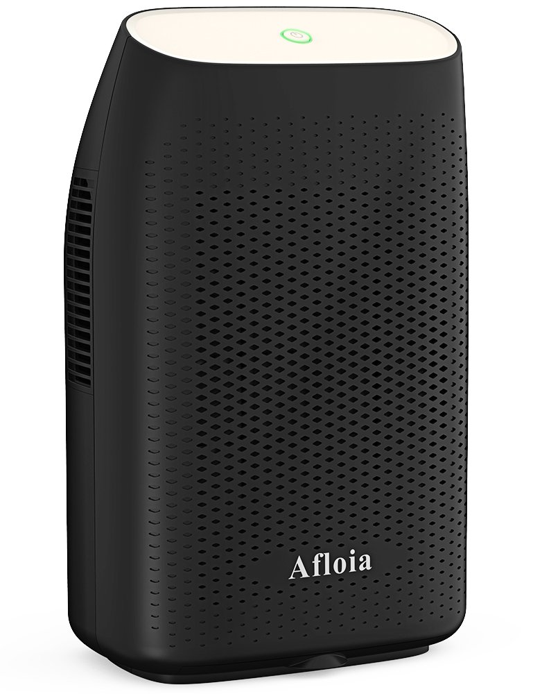 Afloia Dehumidifier for Home 2000ML(68 oz) Water Tank, Portable Quiet Dehumidifier 2200 Cubic Feet(269 sq.ft) Home Electric Dehumidifiers for Bathroom Space Bedroom Kitchen Caravan Office Basement