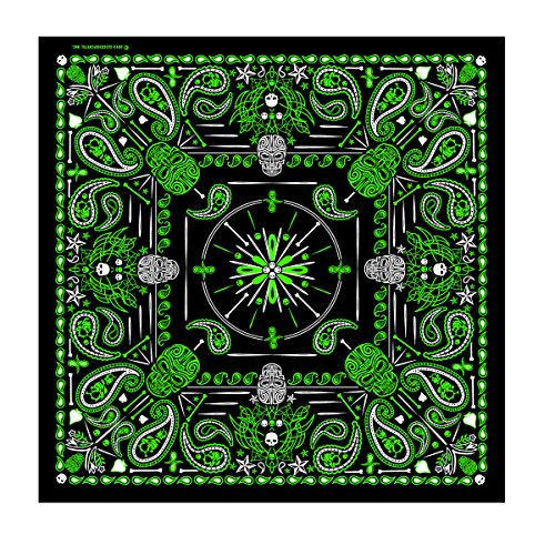 Hot Leathers Signature Bikers Bandanas Collection Original Design, 21