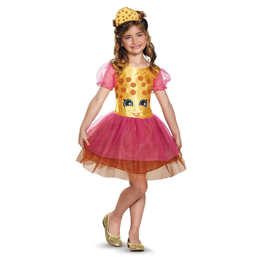 Kookie Cookie Classic Shopkins Costume