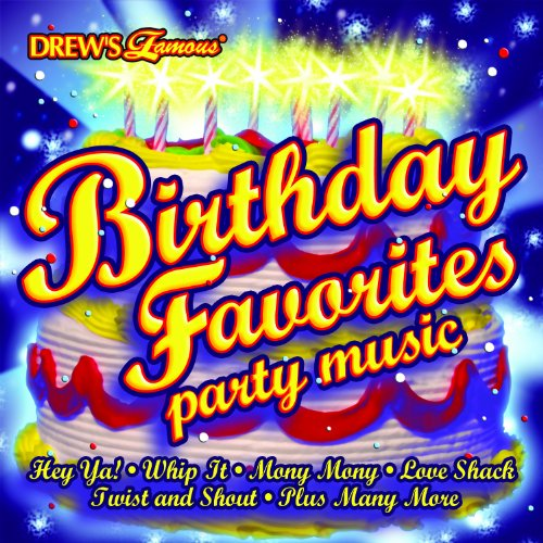 DF BIRTHDAY FAVORITES PARTY MUSIC - CD